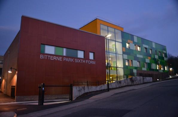 Bitterne Park School Exterior