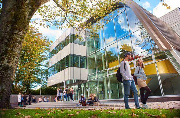 Edge Hill Tech Hub exterior