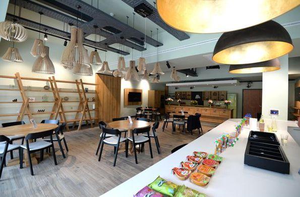Aldi Tasting Kitchen TV Studio