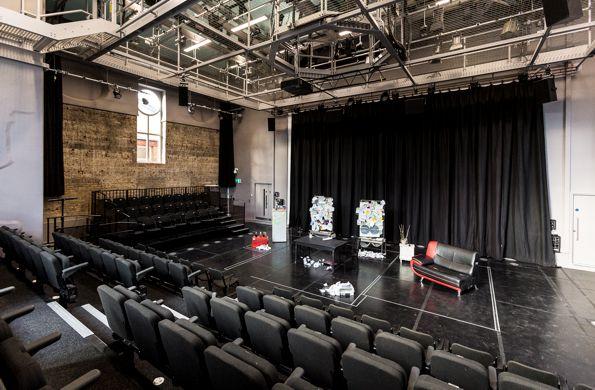 George Wood Theatre, Goldsmiths